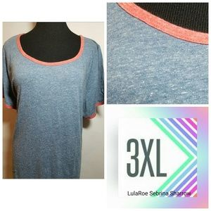 LuLaRoe 3XL Classic T